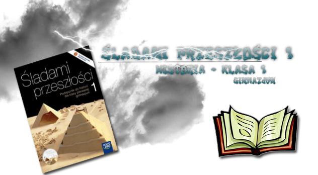 Śladami Przeszłości 1 Sprawdziany i Odpowiedzi