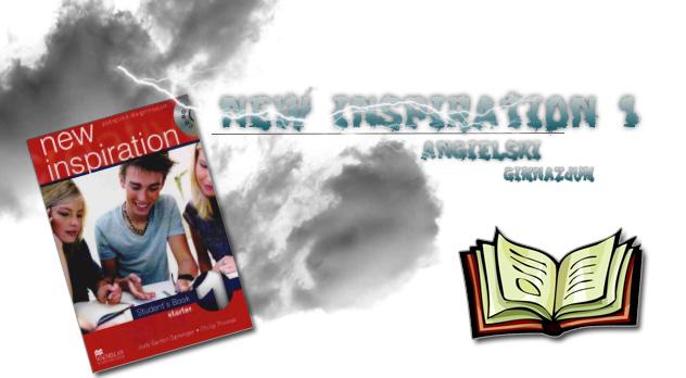 New Inspiration 1 Sprawdziany