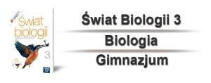 Świat Biologii 3 Sprawdziany i Odpowiedzi