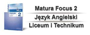Matura Focus 2 Students Book A2+/B1 Sprawdziany i Odpowiedzi