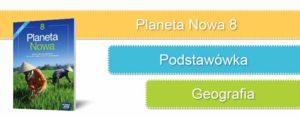 Planeta Nowa 8 Sprawdziany i Odpowiedzi Do Ćwiczeń