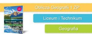 Oblicza Geografii 1 Sprawdziany i Odpowiedzi Do Ćwiczeń
